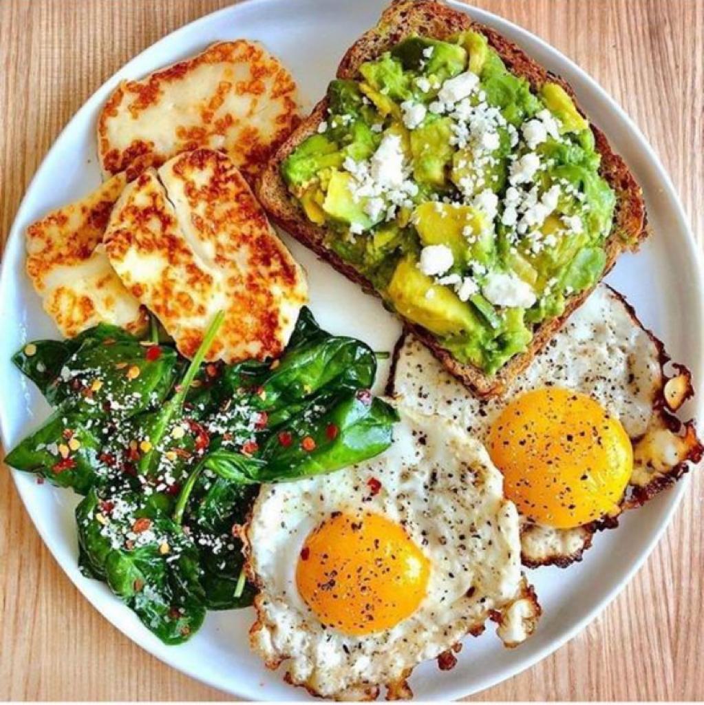 Raňajkový výber